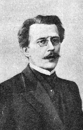 Фёдоров-Давыдов Александр Александрович, русский детский писатель и переводчик.
